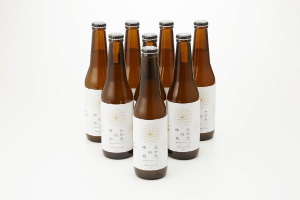 ビックアップル_たかたのゆめビール8本